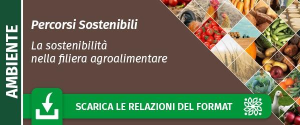 la sostenibilità nella filiera agroalimentare