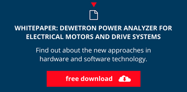 Dewetron Power Analyzer