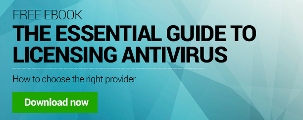 Guide to Antivirus technology licensing