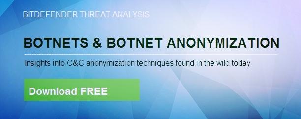 botnets and botnet anonymization