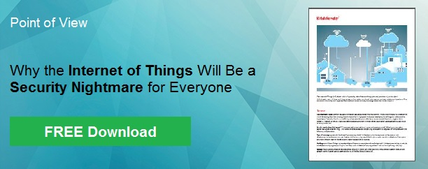 IoT Security Point of View