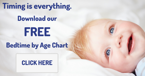 Click HERE to download our FREE Bedtime by Age Chart!