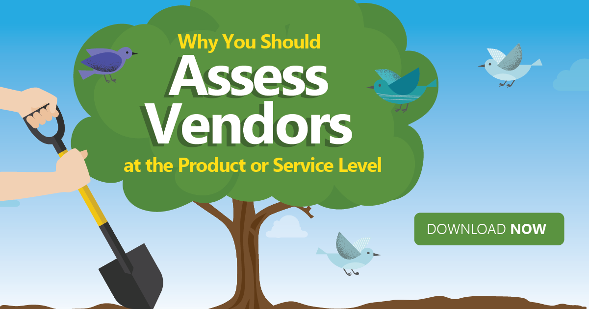 vendor risk assessment