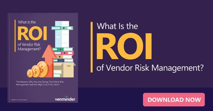 what-is-the-roi-of-vendor-risk-management