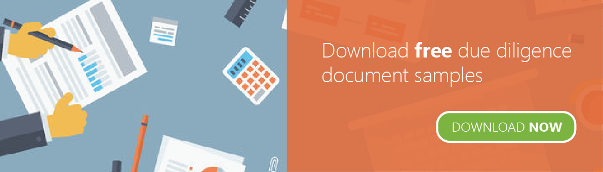 Download Free Venminder Due Diligence Document Samples