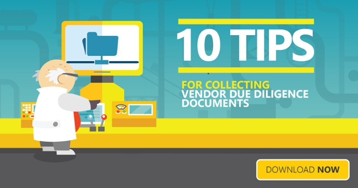 10-tips-to-collecting-vendor-due-diligence-documents