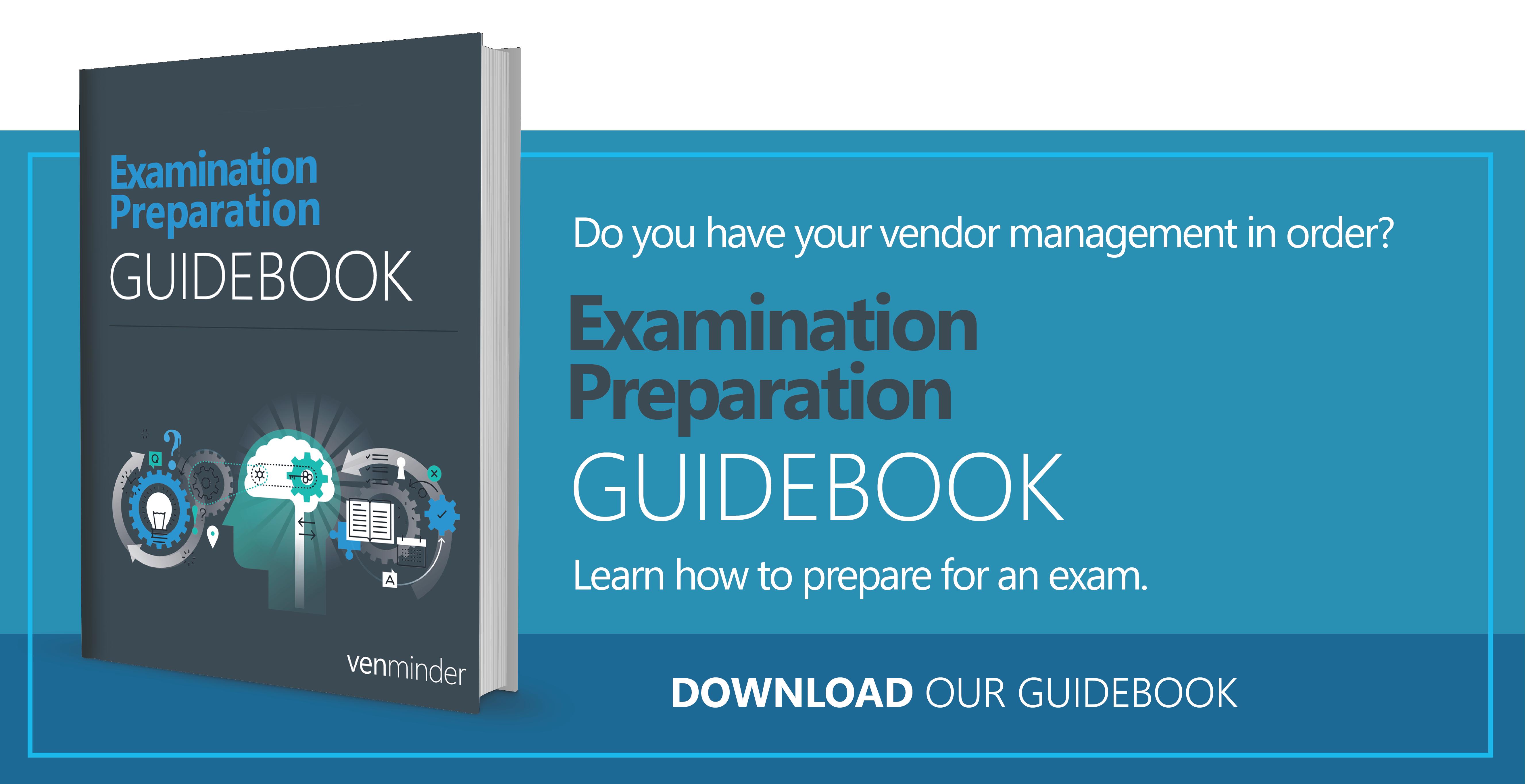 Vendor Management Examination Preparation GuideBook
