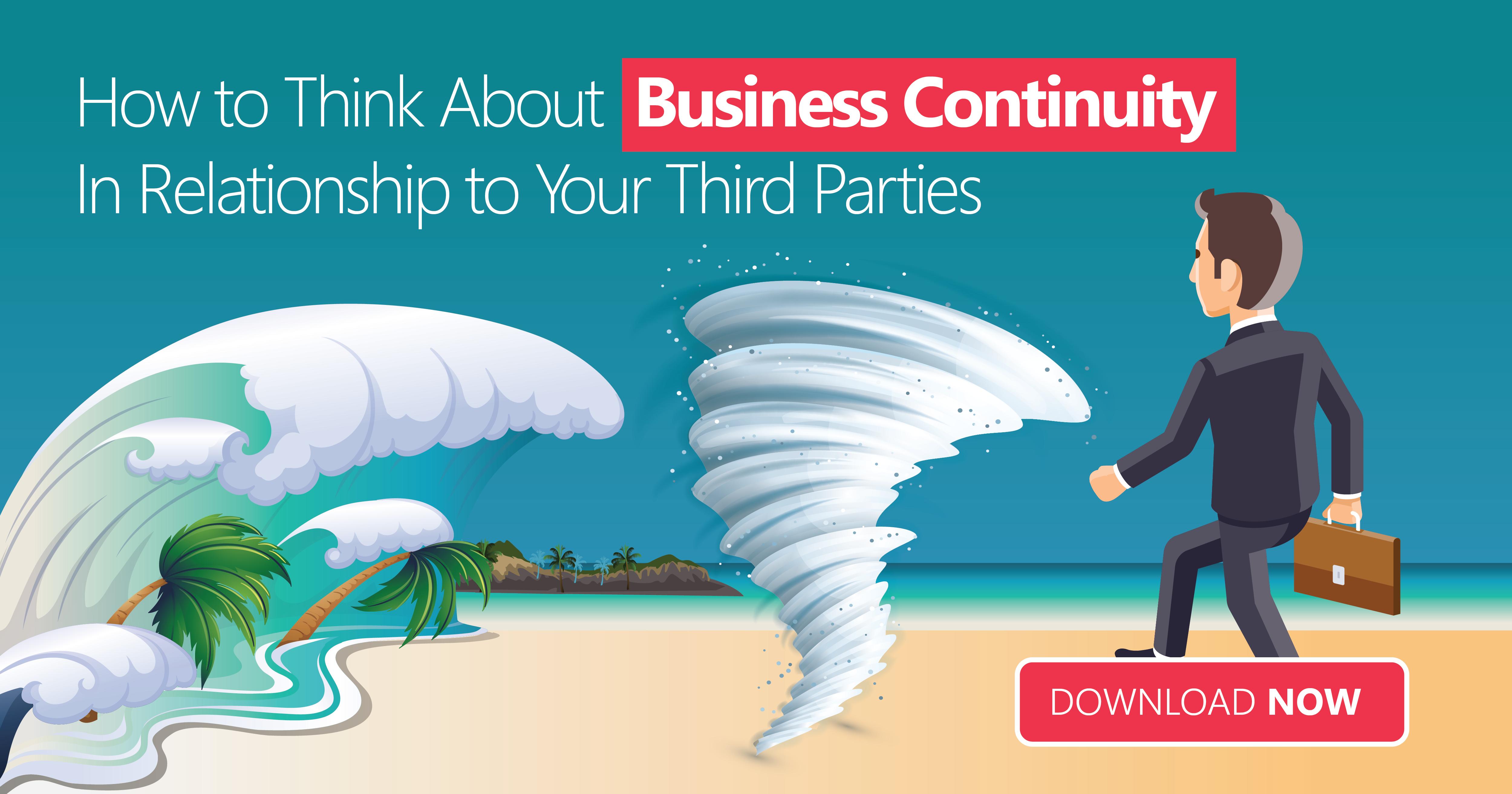 Vendor Business Continuity for Third Parties