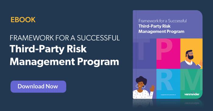 Framework for successful TPRM