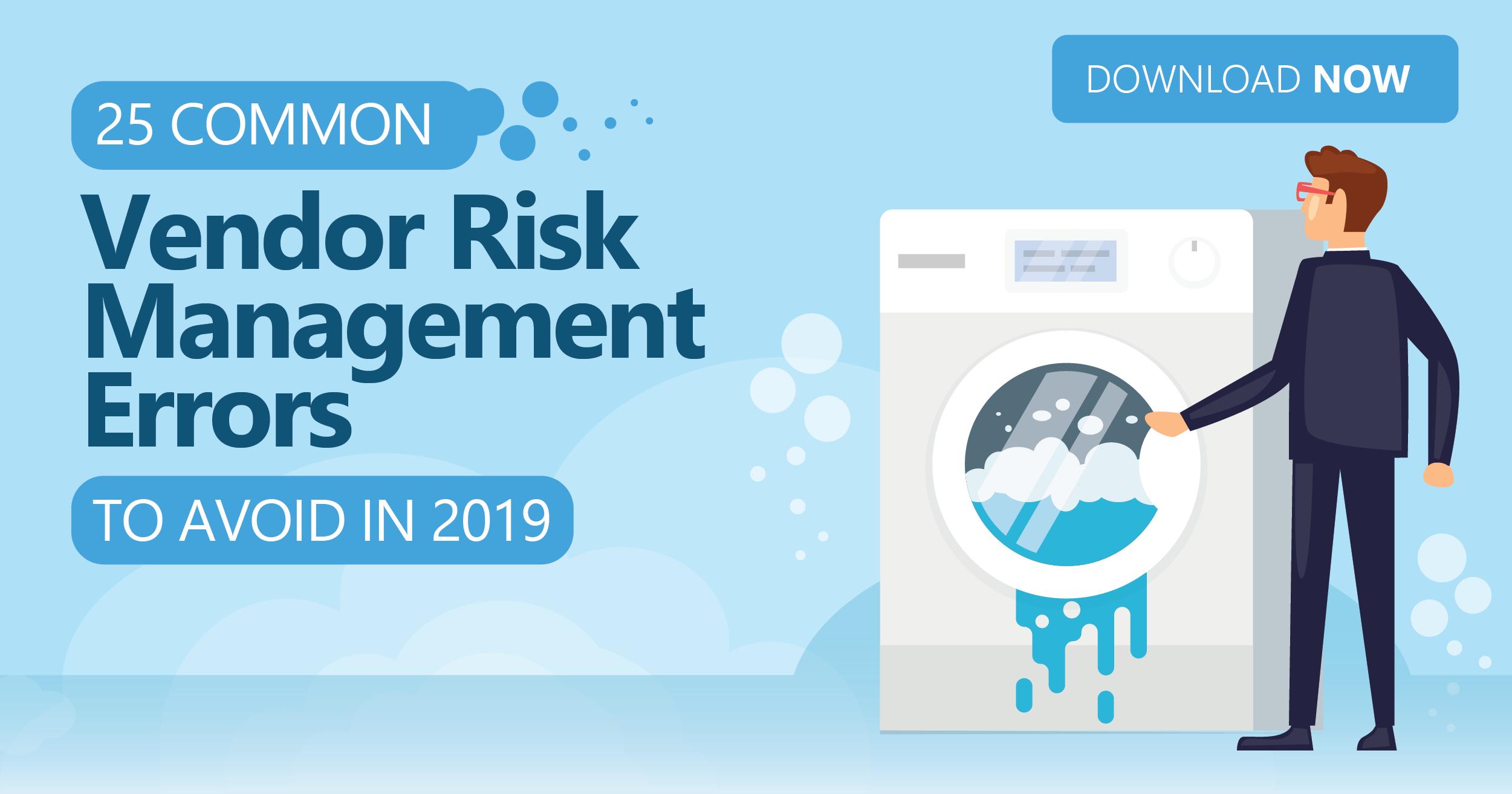 common-vendor-risk-management-errors