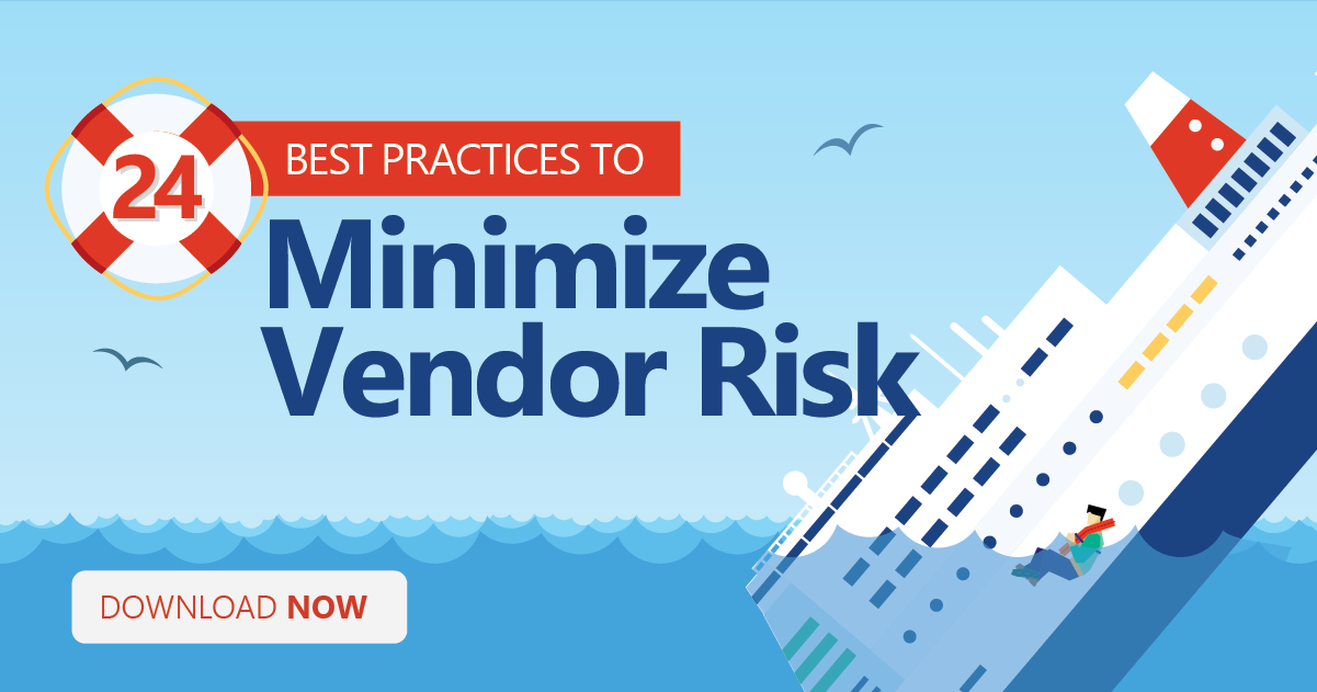 how to minimize vendor risk