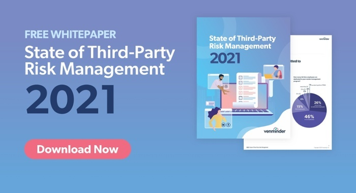 state of third-party risk management 2021