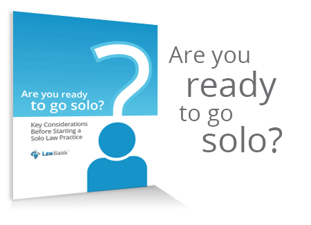 Are You Ready to go Solo?