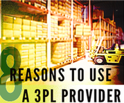 8 reasons to use a 3PL provider
