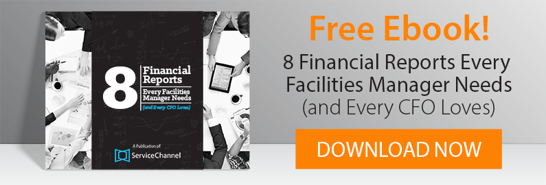 Free Ebook! 8 Financial Reports Every FM Needs and Every CFO Loves