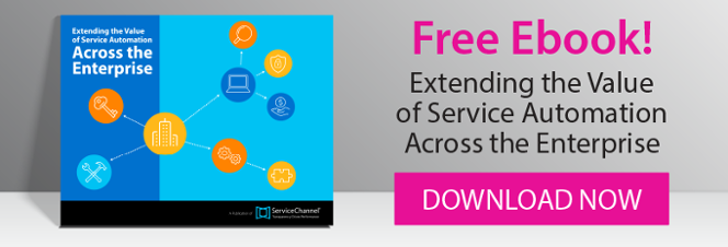 Free Ebook! Extending the Value of Service Automation Across the Enterprise
