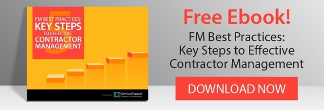Free Ebook! FM Best Practices: 5 Key Steps to Effective Contractor Management