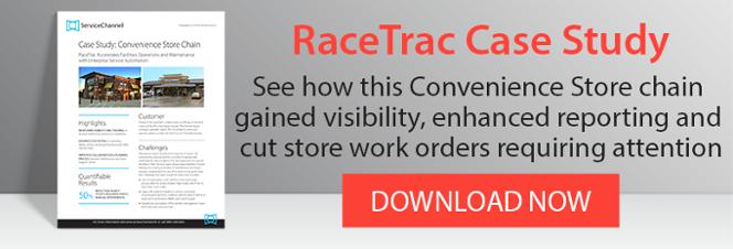 RaceTrac Convenience Store Case Study