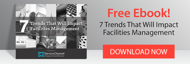 Free Ebook: 7 Trends The Will Impact Facilities Management