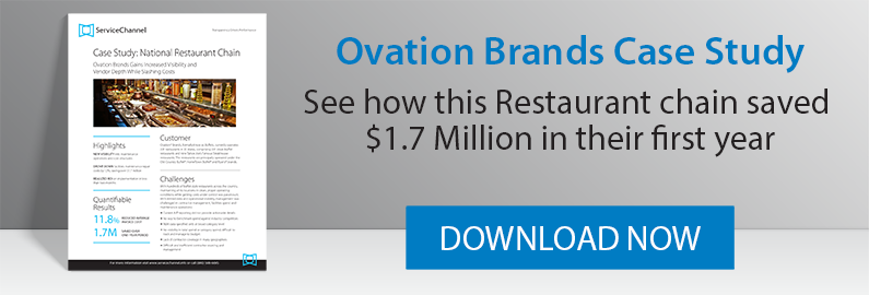 National Restaurant Chain Facilities Management Case Study