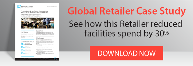 Global Retailer Facilities Management Case Study