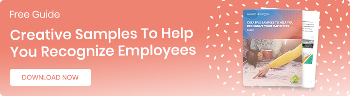 Download Creative Samples To Help You Recognize Employees