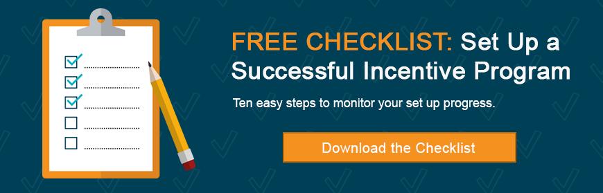 Free Incentive Checklist Download