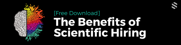 The Benefits of Scientific Hiring - free guide download