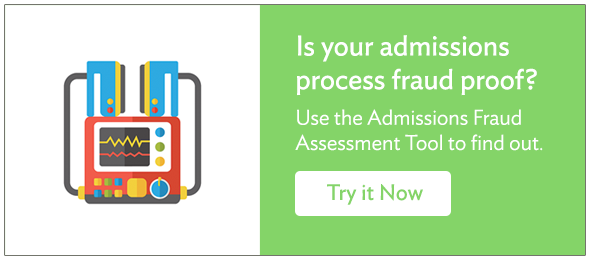 Is your admissions process fraud proof? Try it Now