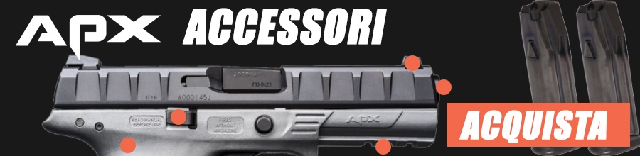 Accessori Pistola Apx Striker