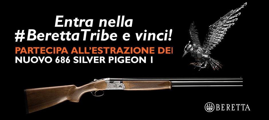 Silver Pigeon I vinci concorso