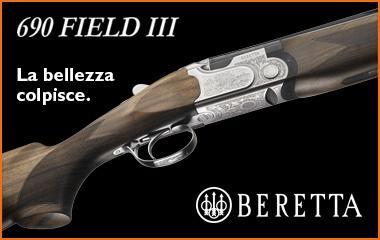 Fucile Beretta sovrapposto 690 Field III