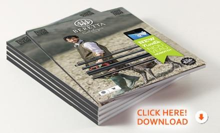 DOWNLOAD CLOTHING TECH HUNTER COLLECTION BERETTA CATALOG!