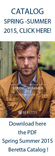 Catalog Beretta Spring Summer 2015