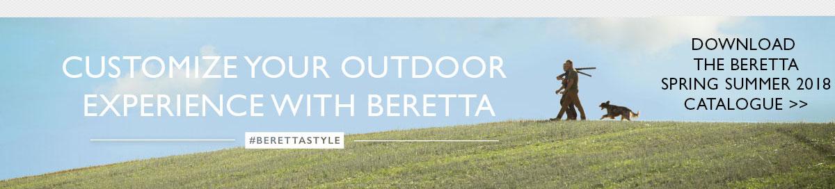 Beretta Calendar 2018