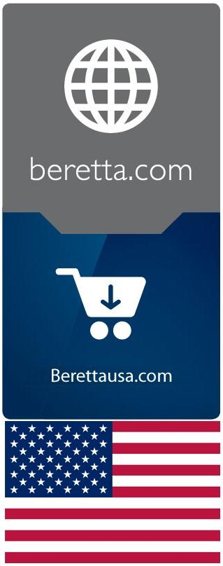 Shop online United States Beretta ecommerce