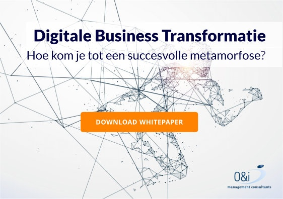 CTA Digitale Business Transformatie