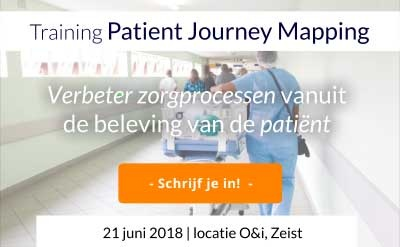 Training Patient Journey Mapping