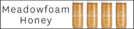 Oregon Meadowfoam Honey