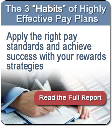 Download The 3 Habits of Highly Effective Pay Plans Report
