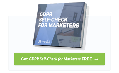 GDPR Self-Check for Marketers eBook