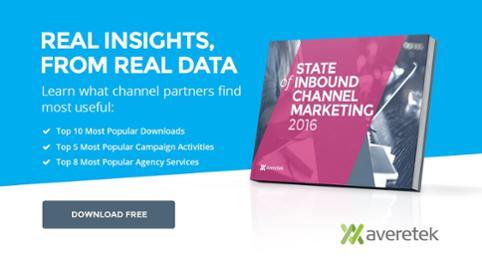 State of Inbound Channel Marketing 2016