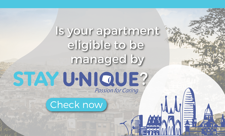 Is your apartment eligible to be managed by Stay U-nique?