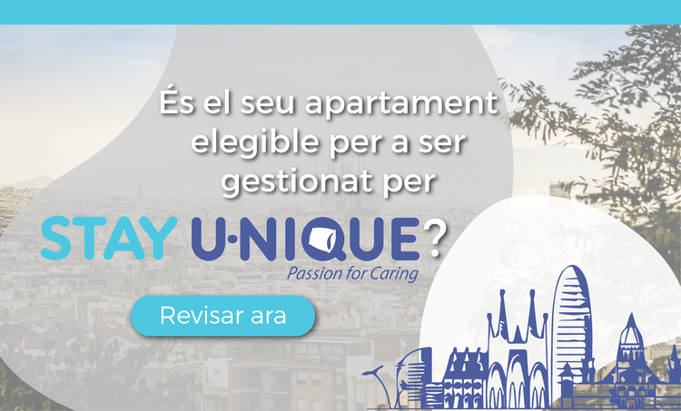 Es el seu apartment elegible per a ser gestionat per Stay U-nique?