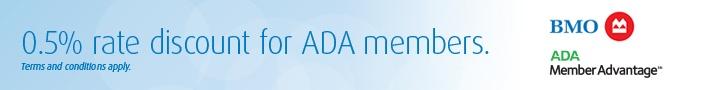 BMO Harris Bank and ADA Member Advantage advertisement