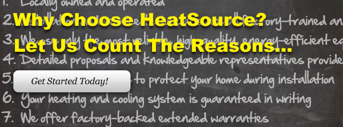 Why Choose Heatsource?