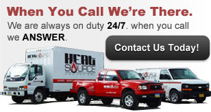 When You Call We're There 24/7