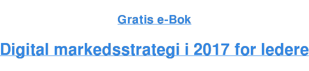 Last ned Gratis e-bok Skap resulter med inbound marketing
