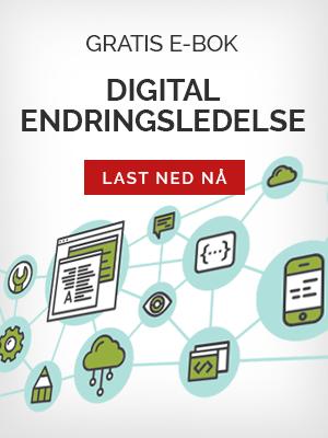 Last ned gratis: Digital endringsledelse