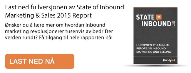 Last ned State of Inbound 2015